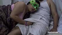 Big Boob Indian Hot MILF bhabhi Velamma Blowjob Thumbnail