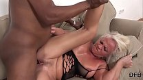 Mature sexual anal screaming wants that big coc... Thumbnail