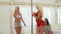 Angelina Chung, Laela Pryce, Nikita Von James :...