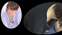 【胸チラ】とあるベビマ教室の様子{vol.08}またまた新顔2人!メロンのような爆乳ミルクタンクママ!! Thumbnail