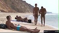 Public Sex Anal Fucking At Beach