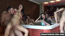 Euro Sex Partiy by the pool - Reality Kings Thumbnail