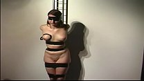 Fastened up woman forced to endure severe bdsm xxx moments