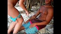 corno filma a namorada dando a bucetinha para o... Thumbnail
