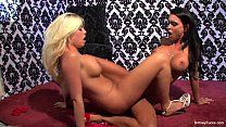 Hot Big Boobed Lesbians With Britney Amber