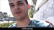 Straight Spanish Latino Jock Fucked By Gay Guy For Cash