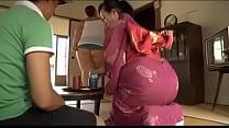 สาวอ้วนสองคนนี้จ้างหนุ่มๆวัยรุ่นมาสวิงกิ้งเย็ดกันที่บ้านมันส์มากล้างหี