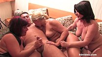 Bbvideo.com Bisexual German MILFs sharing a big...