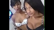 [with friend] teen brazilian shemale goddess Ta... Thumbnail