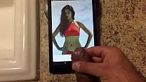 Cumtribute to Katrina Kaif (slow motion) - download porn videos