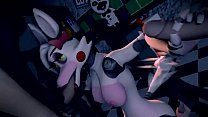 Mangle Getting Fucked Up