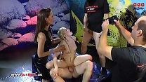 German Goo Girls - Tiny PornaBella Anal Hottie Thumbnail
