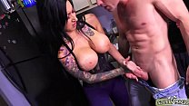 Lily Lane Jerks Off Her Step Brother Lance Hart