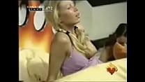 Big Brother Blonde Big Nipple Slip Oops! Thumbnail