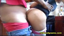 Latina fucked while cooking - fatbootycams.com