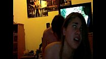 girl possessed amateur with ass fuck Thumbnail