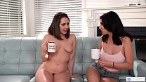 We are nudist and I'm lesbian! - Jenna Sativa a...