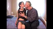 Daddy seduced and fucked young virgin daughter ...