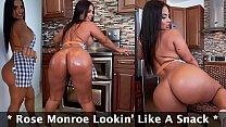 Download video bokep Rose Monroe Lookin' Like A Snack, Getting Her B... 3gp terbaru