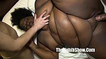 sbbw gets banged by mexican and bbc redzilla