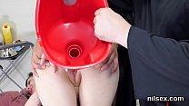 Peculiar teenie was taken in butthole assylum f... Thumbnail