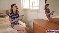 Kristen Scott goes down on Alexa Graces sweet p... Thumbnail