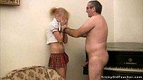 Teacher Pervert Fuck Schoolgirl!!! Thumbnail