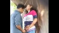 Lovers having sex in park uploded by- Nutriporn...