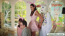Avi Love gets her hairy muff drilled by horny e... Thumbnail