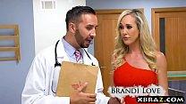 Charlie Sheen ex gf Brett Rossi 3some with Brandi Love