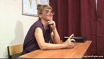 Russian mature teacher 11 - Elise (teacher's day)