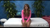 Sexual breasty legal age teenager hottie is banged so well from the behind Thumbnail