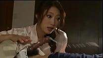 สาวยูเอโน้ะเห็นแฟนหนุ่มนอนเลยเปิดควยมาโม็คควยถอกแดงเสร็จแล้วขึ้นขย่มตอเสียวเงี่ยนกระจาย