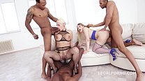 Interracial Renegades Selvaggia and Candela X D...