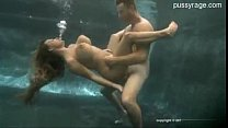 AMAZING UNDER WATER SEX ! BIG BOOB WOMAN Thumbnail