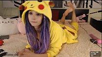 purple-bitch.com/chaturbate (Super Cute Pikachu...