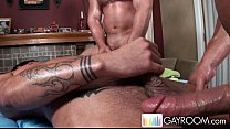 Erotic gay Massage