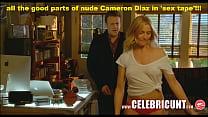 Cameron Diaz Nude plus Rare Young Topless Shoot