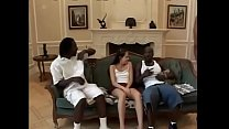 Black men gangbang Russian american woman