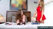 หนังโป๊เลสเบี้ยนสองสาวฝรั่งสุดเซ็กส์ซี่มาพร้อมชุดชั้นในสีสวยเล่นเสียวให้กันเอง