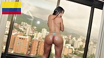 """CULIONEROS - Colombian Goddess """"Isabel"""" Gets He..."""