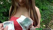 Mofos - busty euro teen gets fucked in the park