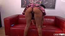 1Emy Reyes Rams A Huge Cock Up Her Pussy! Thumbnail