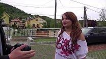 MAGMA FILM Casting Romanian Redhead Amateur Teen's Thumb