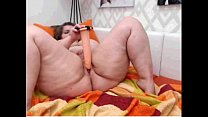 the bbw dick crusher from DesireBBWs.com