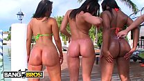 BANGBROS - Big Booty Spectacle Featuring Rachel Starr, Valerie Kay & Cherie Magic