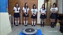 รายการทีวีของญี่ปุ่นเล่นเป่ายิงฉุบถอดเสื้อผ้ากันอย่างเด็ดสวยน่ารักเล่นเสียวสุดยอด