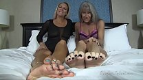 POV Foot JOI Vol 5 TRAILER