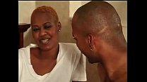 Ebony Beauty Gets Fucked Hard