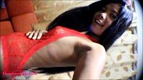 HD 10 Weeks Pregnant Thai Teen Heather Deep giv...